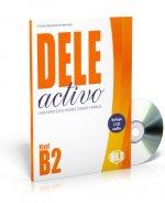 DELE Activo B2: Libro + CD Audio