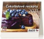 MiniMax Čokoládové recepty - stolní kalendář 2021
