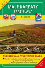 Malé Karpaty Bratislava 1 : 50 000