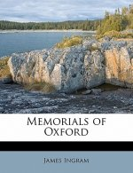 Memorials of Oxford