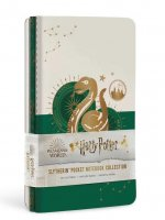 Harry Potter: Slytherin Constellation Sewn Pocket Notebook Collection (Set of 3)