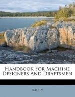 Handbook for Machine Designers and Draftsmen