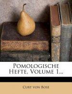Pomologische Hefte, Volume 1...