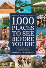 2021 1000 Places to See Before You Die Diary