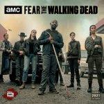2021 AMC Fear the Walking Dead 16-Month Wall Calendar