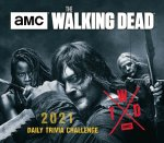 2021 AMC the Walking Dead(r) Daily Trivia Challenge Boxed Daily Calendar