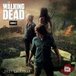 2021 AMC the Walking Dead(r) Mini Calendar
