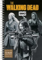 2021 AMC the Walking Dead(r) 17-Month Weekly Planner