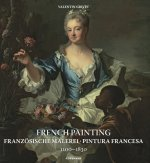 French Painting1: Franzosische Malerei, Pintura Francesa 1100 -- 1830