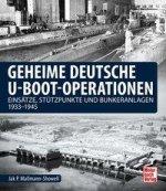 Geheime deutsche U-Boot-Operationen