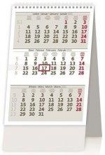 Kalendář 2021 stolní: MINI tříměsíční kalendář/MINI trojmesačný kalendár, 110x160
