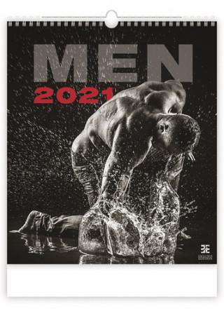 Men - nástěnný kalendář 2021