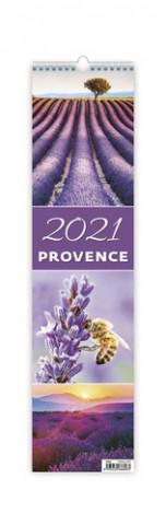 Provence - nástěnný kalendář 2021