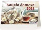 Kouzlo domova - stolní kalendář 2021