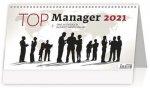 Kalendář 2021 stolní: Top Manager, 320x160