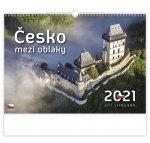 Česko mezi oblaky - nástěnný kalendář 2021