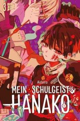 Mein Schulgeist Hanako 3