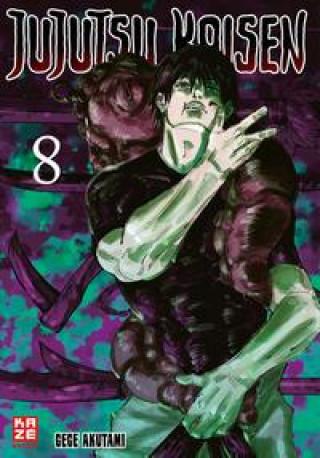 Jujutsu Kaisen - Band 8