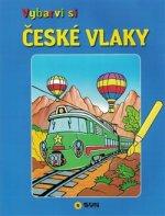 Vybarvi si České vlaky