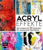 Acryl-Effekte