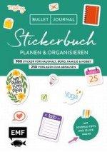 Bullet Journal - Stickerbuch - Planen und organisieren