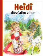 Heidi dievčatko z hôr