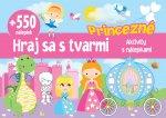 Princezné +550 nálepiek