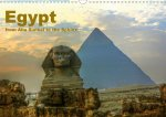 Egypt - from Abu Simbel to the Sphinx (Wall Calendar 2021 DIN A3 Landscape)