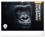 Nástěnný kalendář Momenty v přírodě 2021
