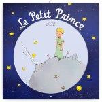Poznámkový kalendář Malý princ 2021