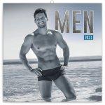 Poznámkový kalendář Muži 2021