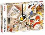 Puzzle Kandinsky, Bustling 1000 dílků