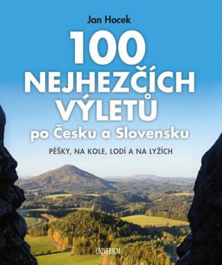 100 nejhezčích výletů po Česku a Slovensku