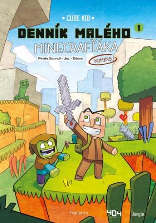 Denník malého Minecrafťáka 1 komiks