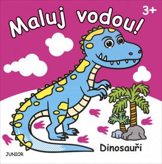 Maluj vodou! Dinosauři