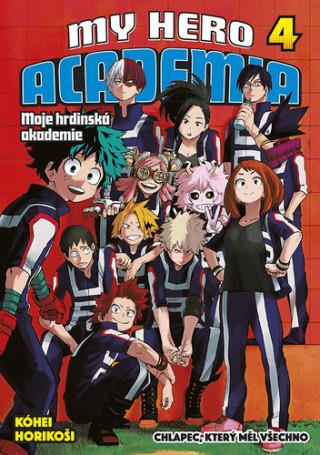 My Hero Academia 4 Moje hrdinská akademie
