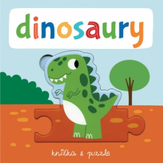 Dinosaury Knižka s puzzle