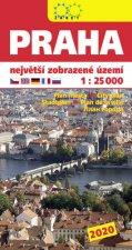 Praha největší zobrazené území 2020