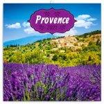 Poznámkový kalendář Provence 2021, voňavý