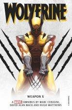 Marvel classic novels - Wolverine: Weapon X Omnibus
