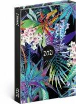 Týdenní magnetický diář Džungle 2021