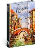 Týdenní magnetický diář Benátky 2021