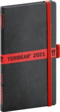 Kapesní diář Teribear 2021