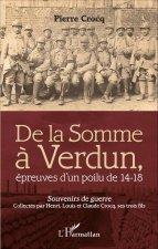 De la Somme ? Verdun