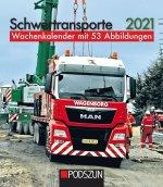 Schwertransporte & Autokrane 2021