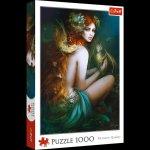 Puzzle 1000 Przyjaciółka smoków 10592