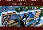 Ford Mustang - Die Legende (Wandkalender 2021 DIN A3 quer)