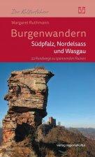 Burgenwandern - Südpfalz, Nordelsass und Wasgau