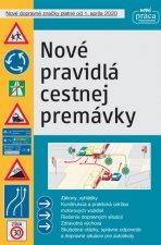 Nové pravidlá cestnej premávky platné od 1. júla 2020 - brožovaná