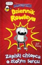 Dziennik Rowleya. Zapiski chłopca o złotym sercu